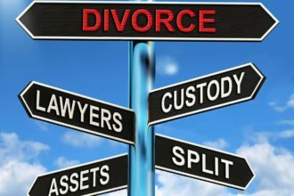 Facts and myths about divorce and debt