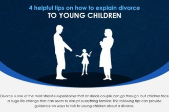 4 helpful tips on how to explain divorce to young children