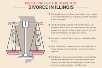 Preparing for the Season of Divorce in Illinois