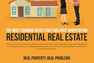 The Most Common Issues That Can Arise When Buying Residential Real Estate