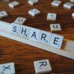share words on blocks, divorce
