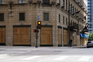 Will Looting, Vandalism Cause Commercial Real Estate in Chicago to Plummet?